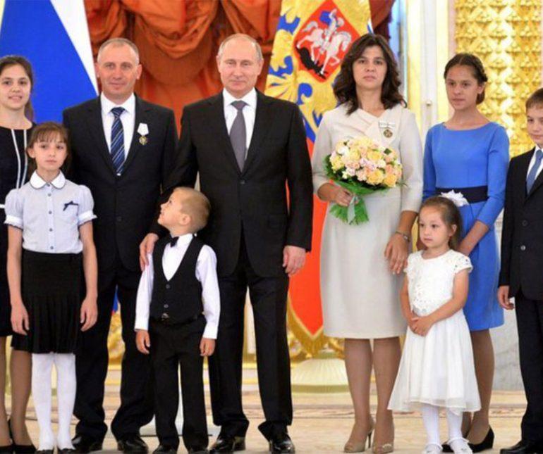 """Конкурс """"Семья и будущее России 2016"""""""