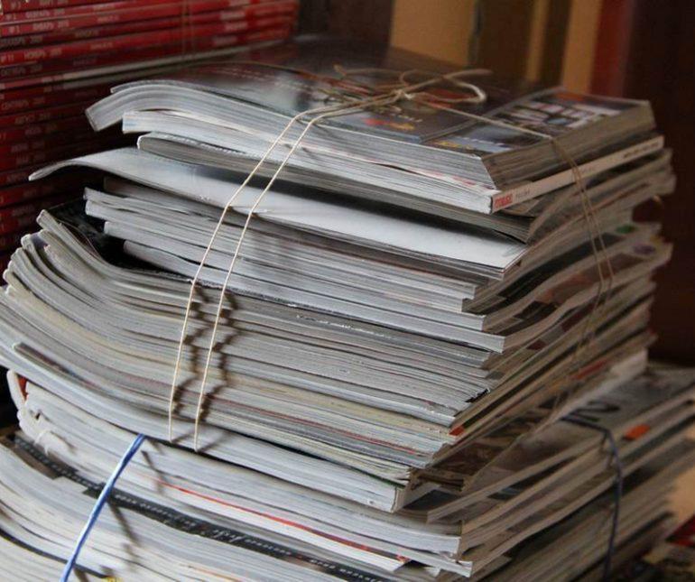 Утилизация макулатуры в офисах ндс при приеме макулатуры